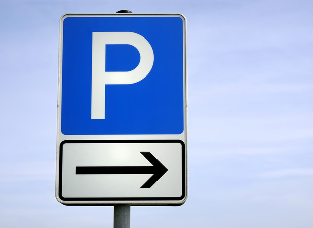 Britain's most expensive parking space