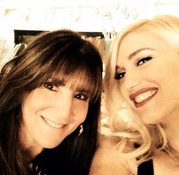 Gwen Stefani baby shower, Los Angeles, America - 08 Feb 2014