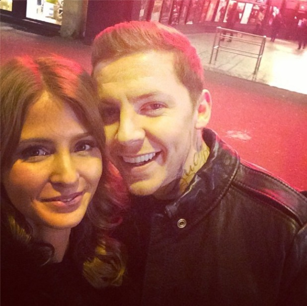 Professor Green treats wife Millie Mackintosh to a romantic getaway in Paris for Valentine's Day (13 February).