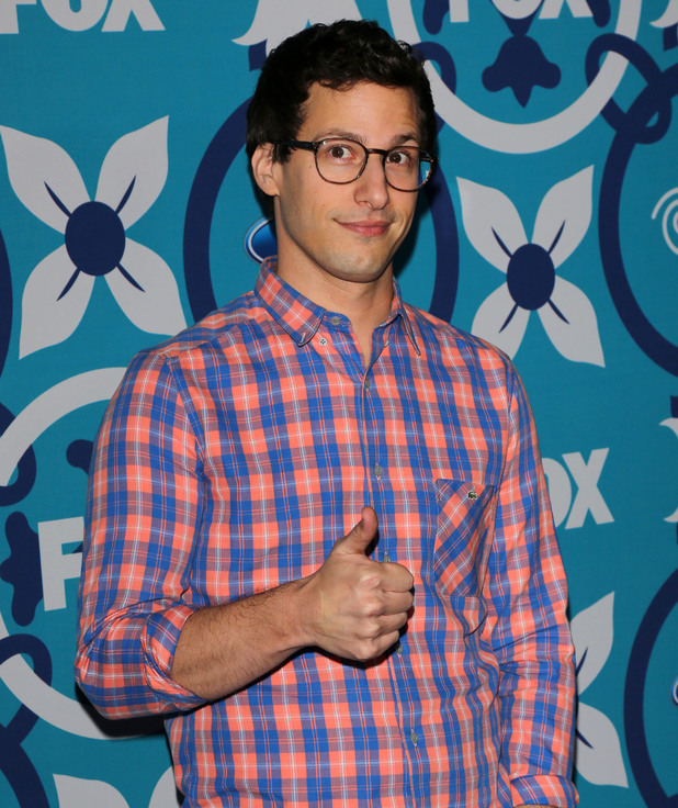 Andy Samberg - 2013 Fox Fall Eco-Casino Party Held at The Bungalow - 9.10.2013