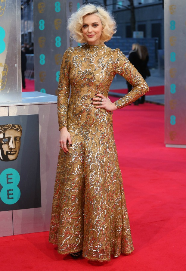 BAFTAs 2014 gallery: Angelina Jolie, Brad Pitt, Fearne Cotton, more