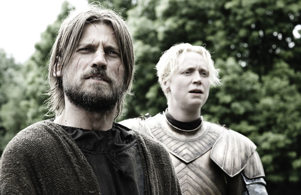 Game of Thrones series three: Jaime and Brienne, DVD out on 17 February 2014
