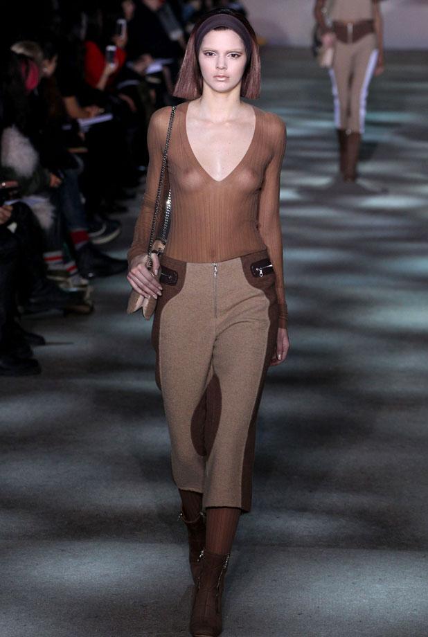 ... 2014 Mercedes-Benz Fashion Week, New York, America - 13 Feb 2014