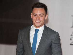 Tom Daley at the Brits 2014, 19 February 2014