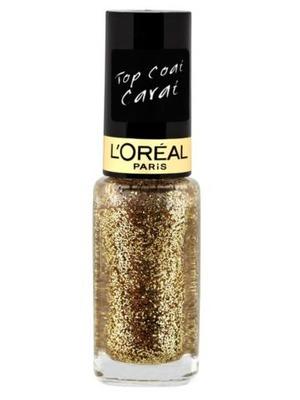 L'Oréal Paris Color Nail Top Coat in Gold Carat