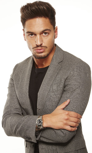 The Only Way Is Essex promo photos for series 11 (February 2014): Mario Falcone