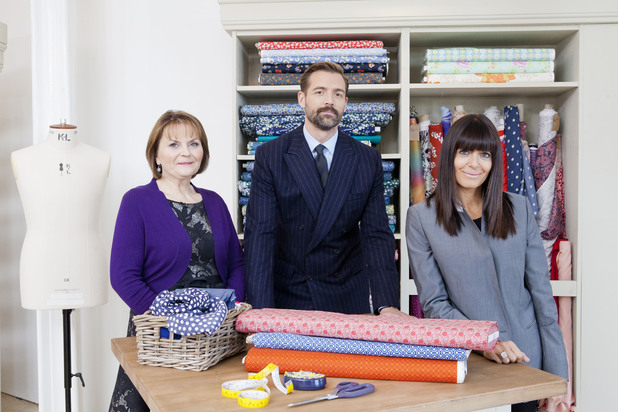 The Great British Sewing Bee, BBC2, 8pm, Tue 18 Feb