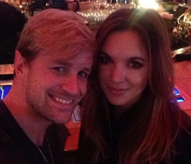 Jodi Albert and Kian Egan enjoy holiday in Las Vegas - 17 Feb 2014