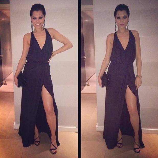 Jessie J at a BAFTA party - 16.2.2014