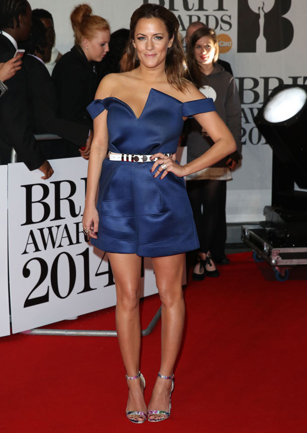 Brit Awards 2014: all the celebrities on the red carpet