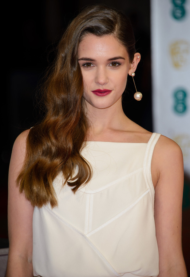 Sai Bennett at the BAFTAs 2014 held at the Royal Opera House in London - 16 February 2014