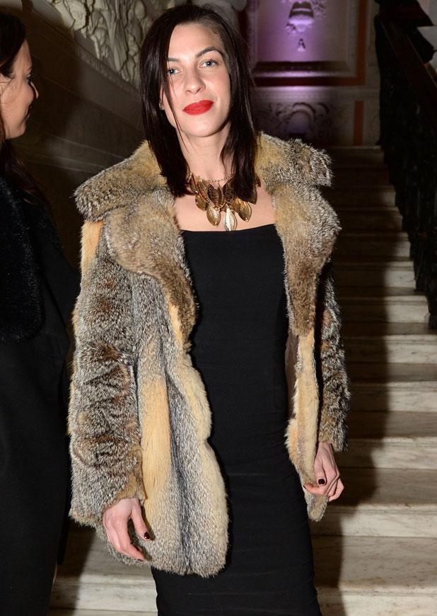 Natalia Tena, InStyle Best of British Talent Party, London, Britain - 04 Feb 2014