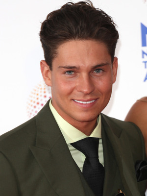 Joey Essex at the National Television Awards, London's O2 Arena - January 2014