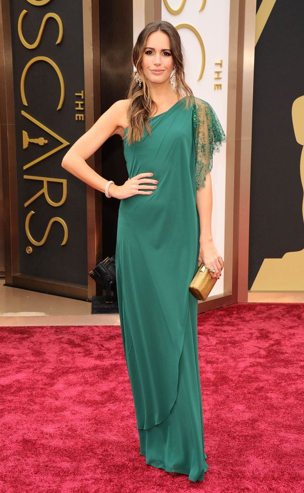 Reveal fashion: Oscars red carpet 2014