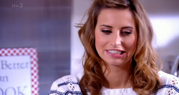 Ferne McCann on TOWIE, S11, E02, aired 26 February 2014