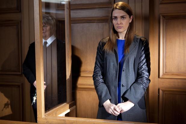 Hollyoaks, Sienna's bail hearing, Thu 27 Feb