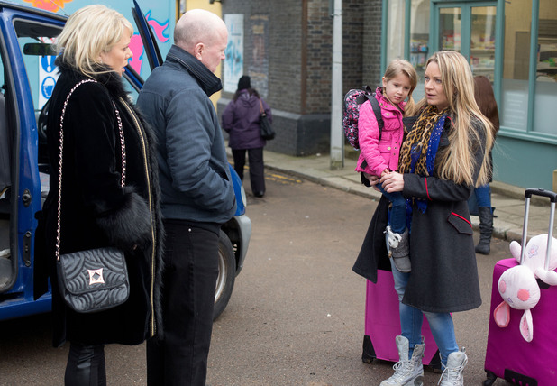 EastEnders, Roxy returns, Mon 3 Mar