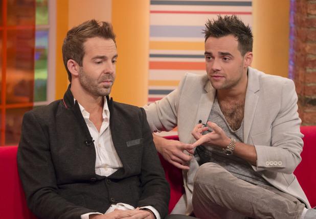 'Daybreak' TV Programme, London, Britain - 27 Feb 2014 Mark Read and Ben Adams