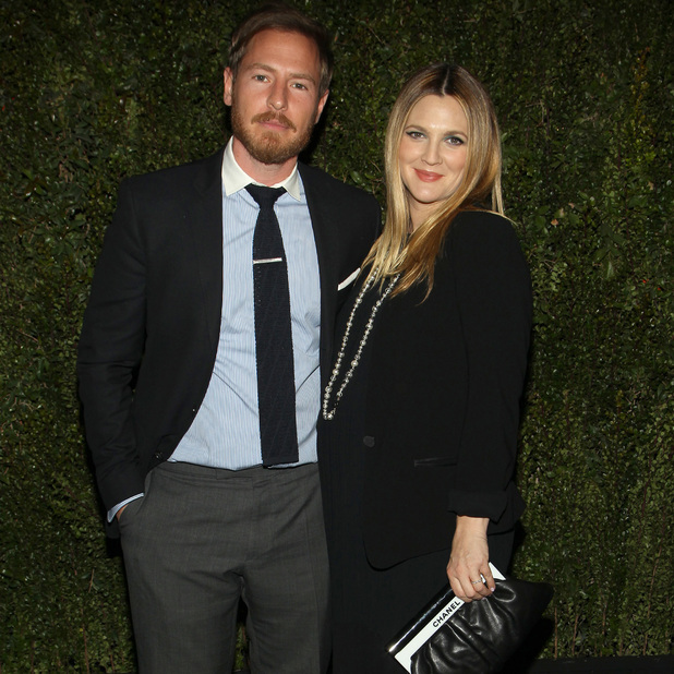 """Drew Barrymore and Will Kopelman at the Chanel Dinner Celebrating The Release Of Drew Barrymore's New Book """"Find It In Everything"""". 01/14/2014 - Beverly Hills, United States."""