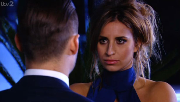 TOWIE series eleven, episode one: Ferne McCann, aired 23 February 2014