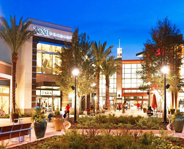 The Florida Mall in Orlando, Florida, USA. File photo