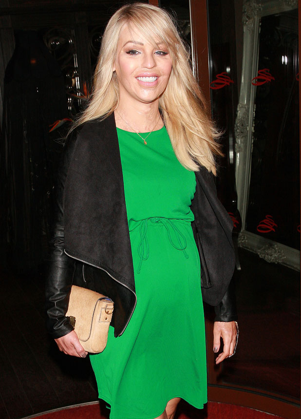 Katie Piper at the Soho Sanctum Hotel in London, 25 February 2014