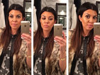 Kourtney Kardashian's selfie party amid Scott Disick engagement rumour