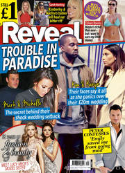 Reveal cover, issue 09, on sale 4 March 2014