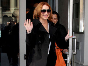 Lindsay Lohan looks fantastic ahead of reality show premiere: photo