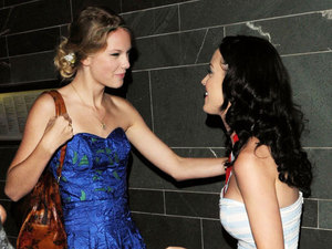 Taylor Swift's amazing roster of celebrity friends in pictures