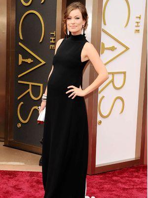 Olivia Wilde, 86th Annual Academy Awards Oscars, Arrivals, Los Angeles, America - 02 Mar 2014