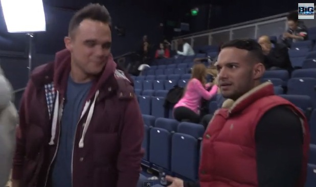Big Reunion's Kenzie angry after being victim of phone prank - 6 March 2014