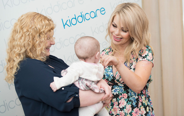 Katie Piper at Kiddicare event in Hayes - 28 Feb 2014