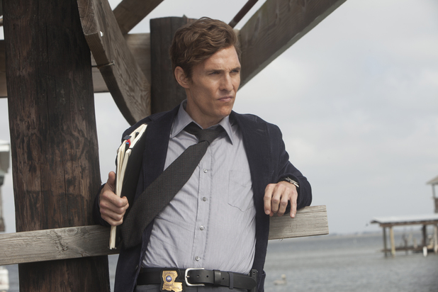 True Detective, Sat 8 Mar