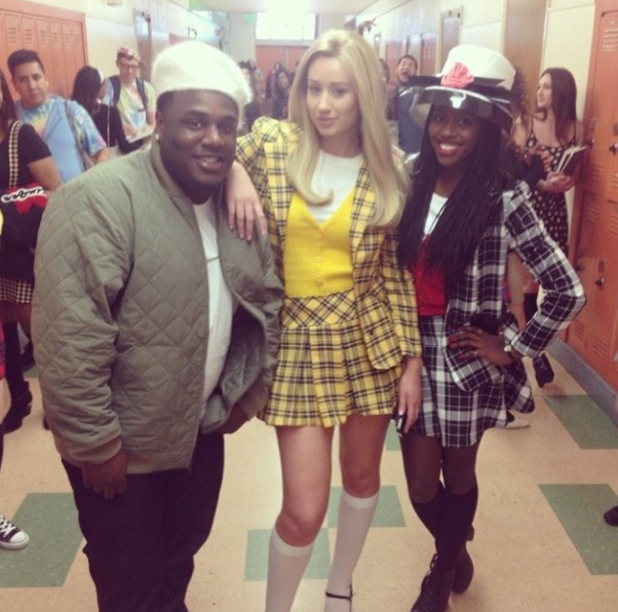 Iggy Azalea shoots Clueless-inspired video for 'Fancy' featuring Charli XCX - 4.3.2014