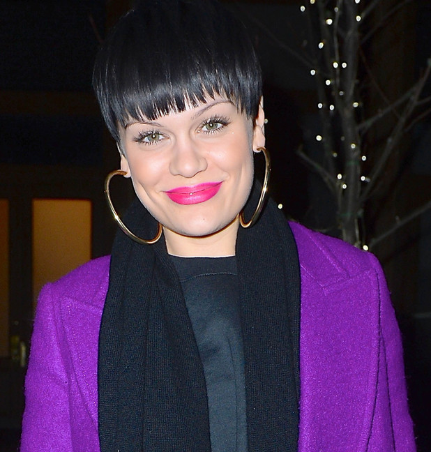 Jessie J out in New York, America - 5 March 2014