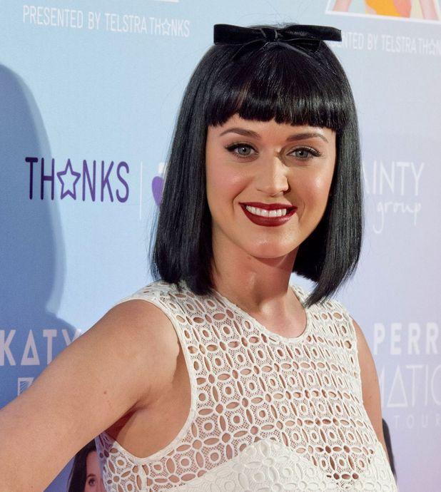 Katy Perry announces Australian leg of her World Tour, Sydney, Australia - 04 Mar 2014