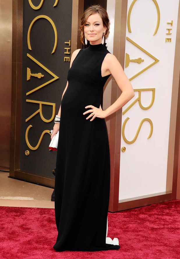 Olivia Wilde, 86th Annual Academy Awards Oscars, Arrivals, Los Angeles, America - 02 Mar 2014