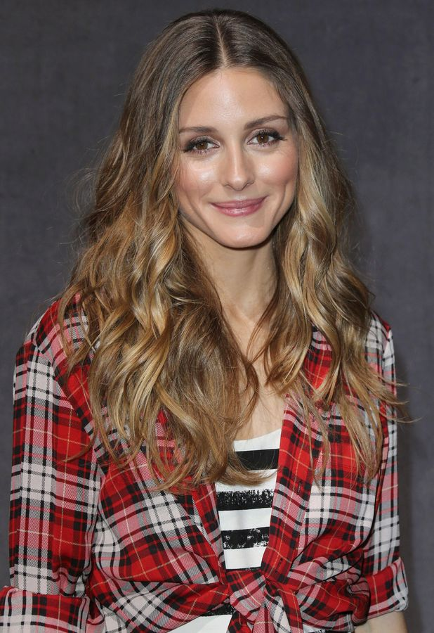 Olivia Palermo at the Andrew GN autumn/winter 2014 show at Paris Fashion Week - 2 March 2014