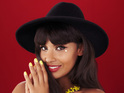 Jameela Jamil poses as the face of Elegant Touch Express Nails - 2014