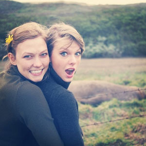 Taylor Swift and Karlie Kloss enjoy a road trip to Big Sur, California, 5 March 2014