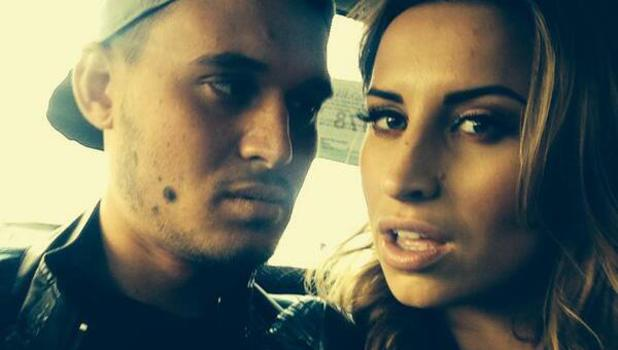 Ferne McCann shares a new picture of herself and Charlie Sims to confirm they are just friends - 13 March 2014