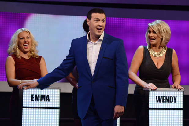 Take Me Out's Paddy McGuinness. Aired: Saturday 15th February, episode 7.