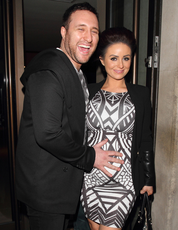 Antony Costa,Rosanna Jasmin - Womans Own Big Chocolate Tea Party in aid of the Sick Childrens Trust held at the Mayfair Hotel, London - 12 March 2014
