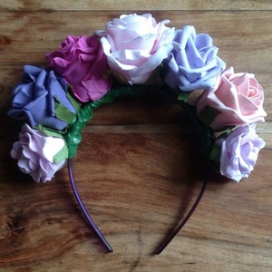 Loving Alice Floral Headband