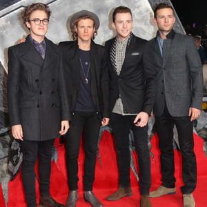 McFly at the 'Thor: The Dark World' World premiere - Arrivals 10/22/2013 London, United Kingdom