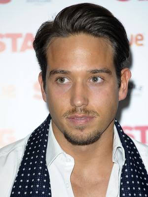 TOWIE's James Lock aka Lockie at 'The Stag' Gala screening at the Vue Leicester Square - Arrivals 03/13/2014 London, United Kingdom
