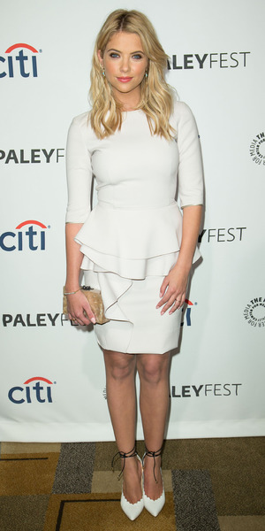 Ashley Benson at PaleyFest 2014 in Los Angeles - 16 March 2014