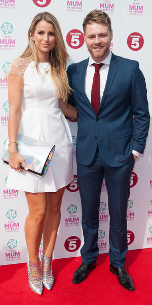Brian and Vogue McFadden attend Tesco Mum of the Year Awards 2014 held at the Savoy, 23 March 2014