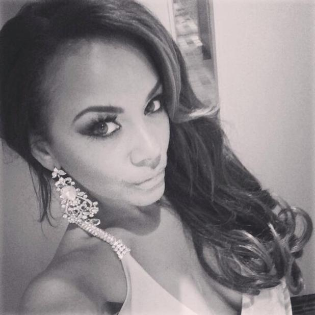 Chelsee Healey shares new glam selfie - 17 March 2014